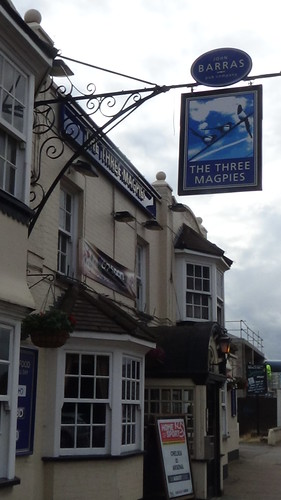 The Three Magpies West Drayton July 15 1