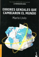 Mario Livio, Errores geniales que cambiaron el undo