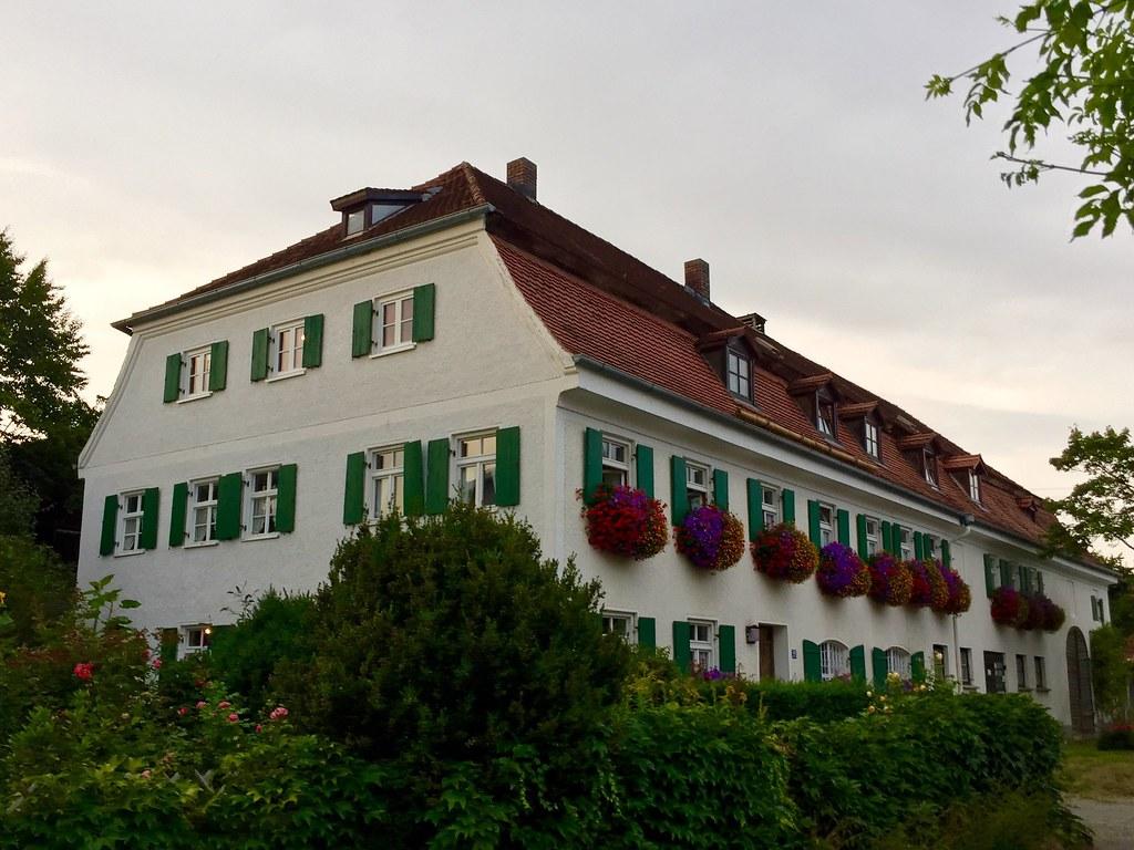 Bauernhaus in Schondorf am Ammersee