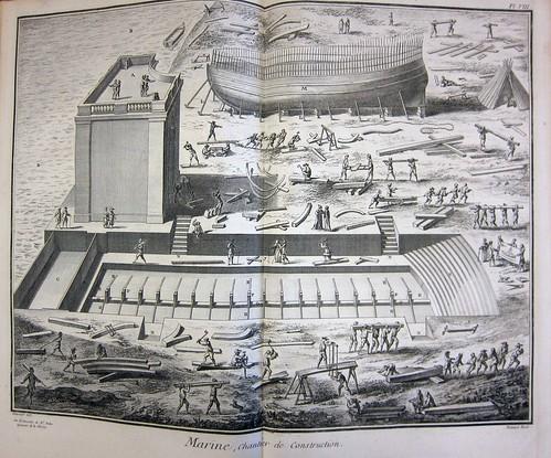 diderot shipbuilding