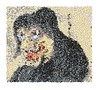 Emoji Mosaic Yokai/Obakemono by sjrankin