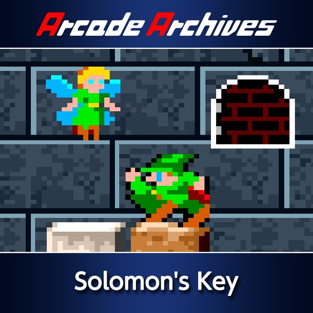 Arcade Archives Solomons Key