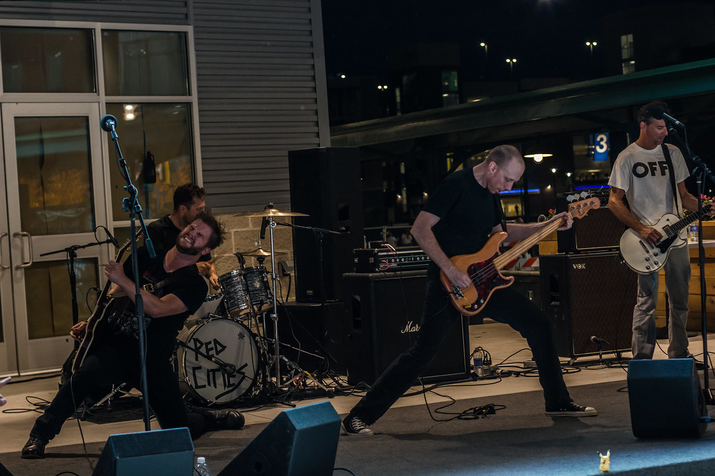 Red Cities | Railyard | 8-21-2015