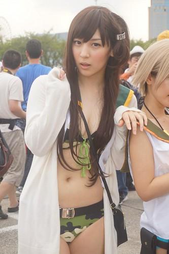 Comiket 88 Gakkou gurashi