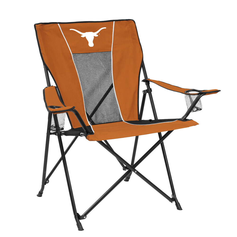 Texas GAME TIME TailGate/Camping Chair