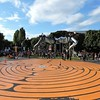 Playground Chartres Labyrinth