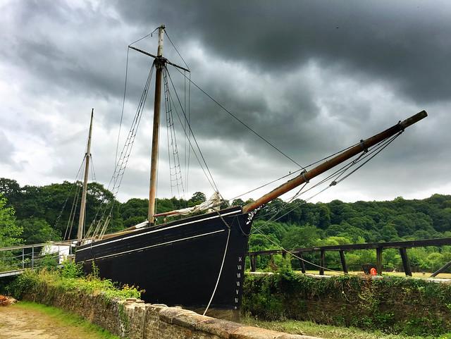 Morwhellham Quay, Devon