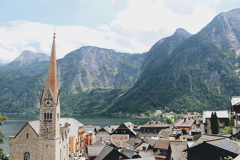 Hallstatt, Bramble and Thorn, Austria, Travel