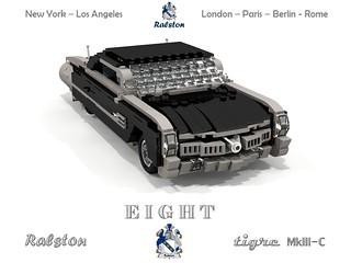 Ralston 1967 Tigre MkIII-C < E I G H T > Hardtop Coupe
