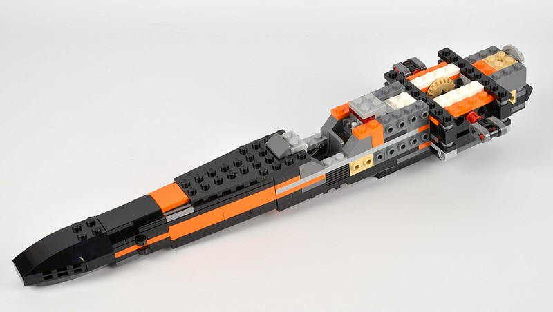 Review: 75102 Poe's X-Wing Fighter | Brickset: LEGO set guide and ...