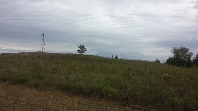 Nebraska fall countryside scenery