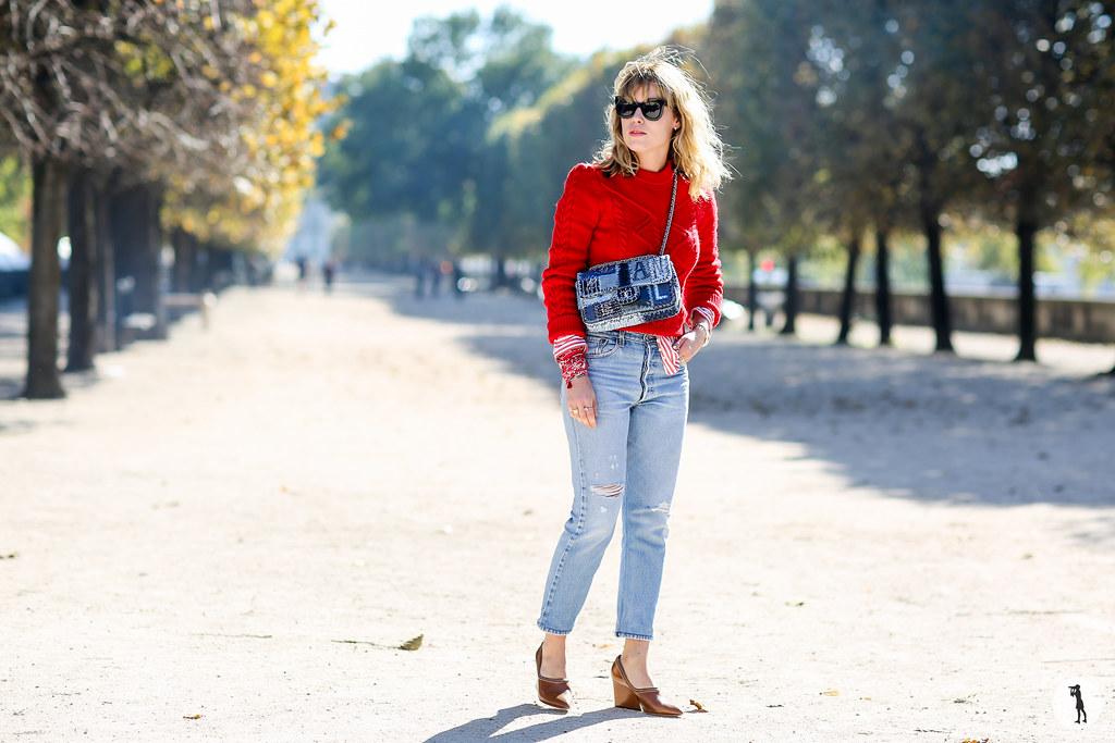 Annabel Rosendahl at Paris Fashion Week