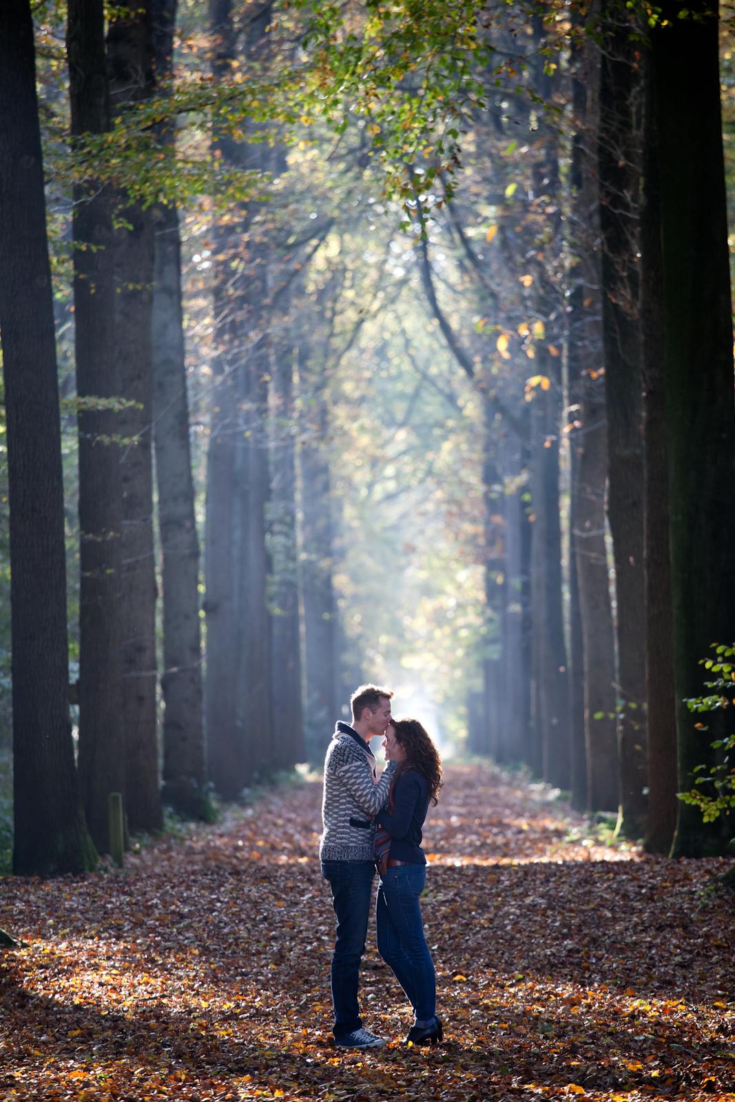 Julie & Jordy, engaged by Kelly Steenlandt