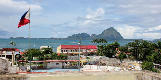 A panoramic view from the San Dionisio Municipal Hall