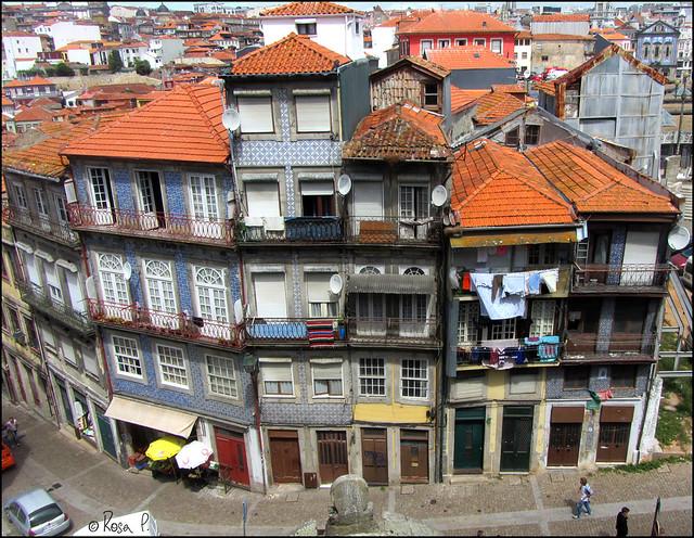 Portugal - Porto - Windows