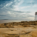 Peggys Cove Lightouse by Mike Capson