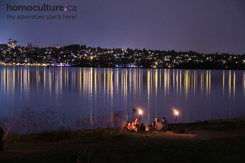 HomoCulture.ca posted a photo:	A relaxing evening at Semiahmoo Resort and Spa.