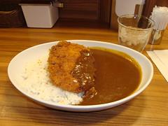 Curry Rice with Tonkatsu