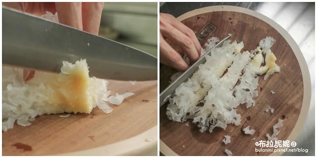 【白木耳食譜】家人好愛!白木耳甜湯+白木耳雞湯料理~