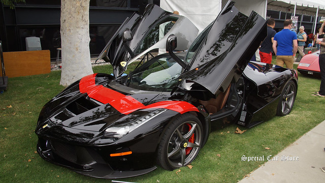 2014 FERRARI LaFERRARI, Designers' Choice Award