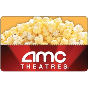 Picture of GiftCard AMC Theatres $25.00