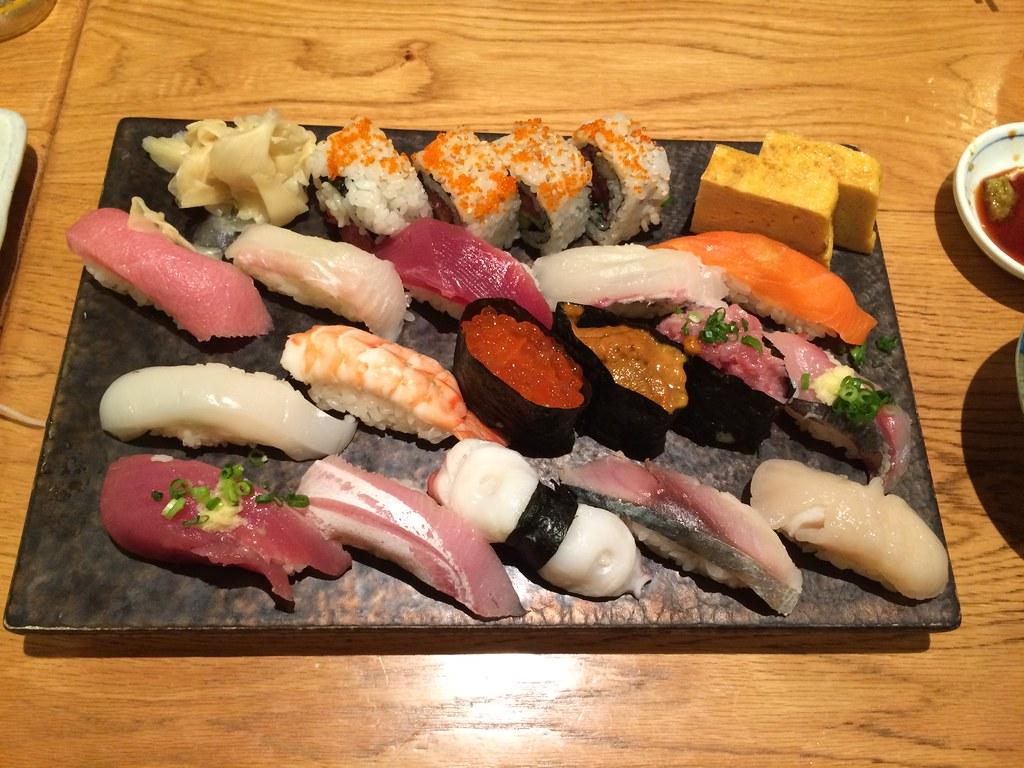 2015 Autumn Japan Trip Day 2: Tokyo