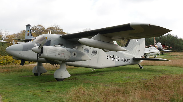 Dornier Do 28 D-2 Skyservsant