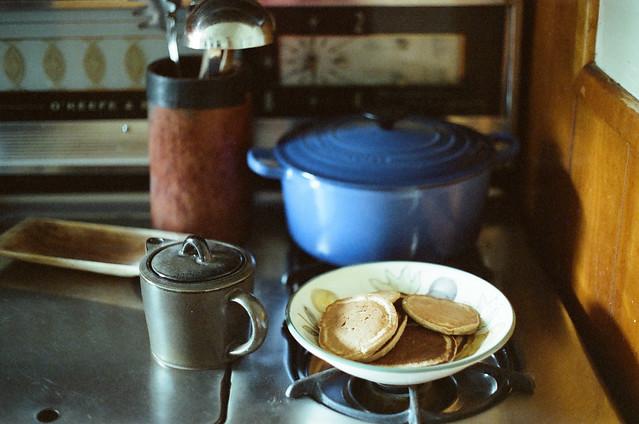 summer. pancakes.