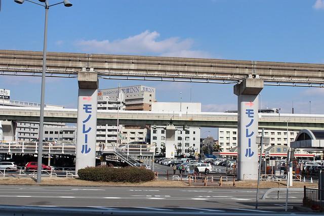 大阪モノレール大阪空港駅