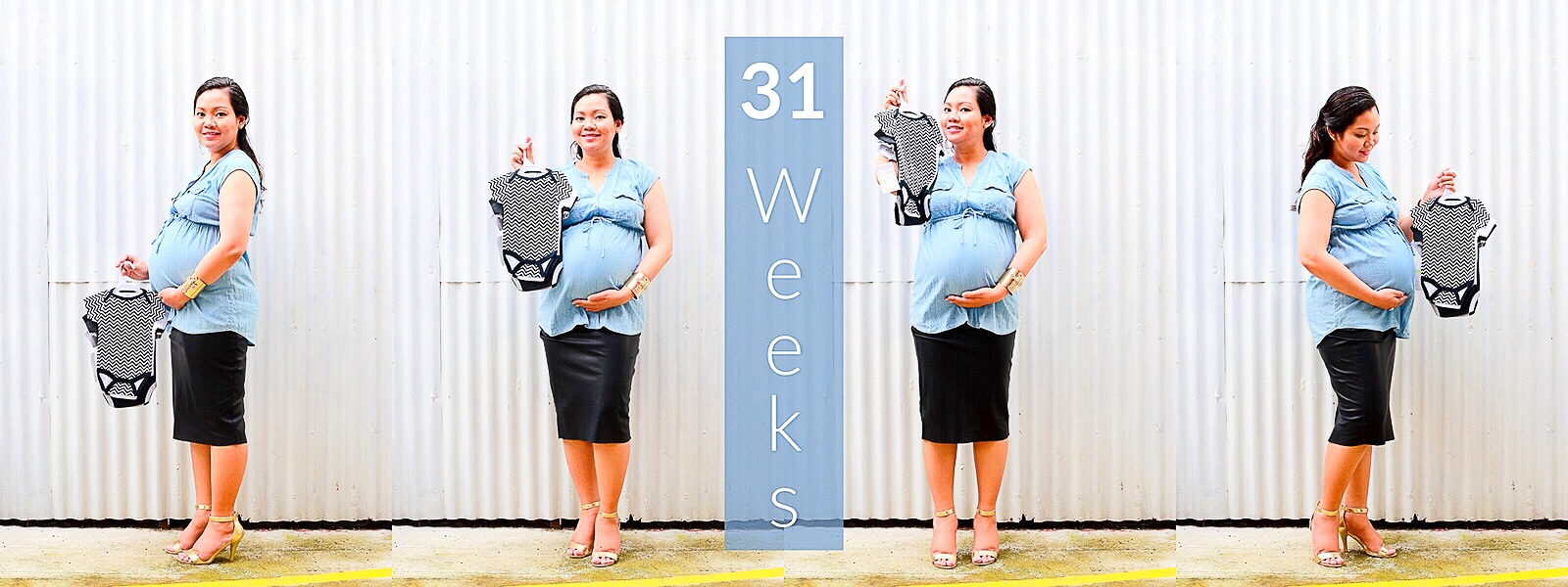Pregnancy Diary: 31 Weeks and 6 Days (October 13)