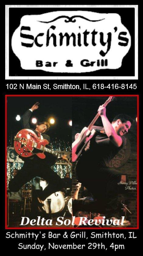 Schmitty's Bar & Grill 11-29-15