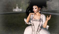 SlackGirl - KIM Skin Honey for EVE; Belle Epoque - Maria Antoinette White @ upcoming The Alchemy