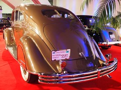 1934 Chrysler Airflow CU Coupe '559T' 3