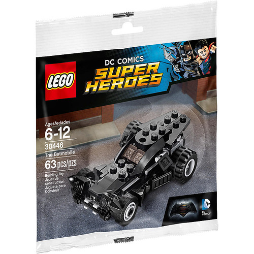 LEGO DC Comics Super Heroes The Batmobile (30446)