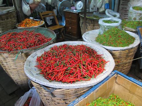 Bangkok: Pak Khlong Market