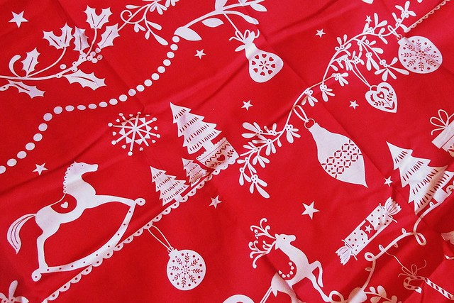 asda christmas duvet set