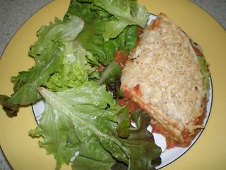Karen's Mexican Burrito Pie
