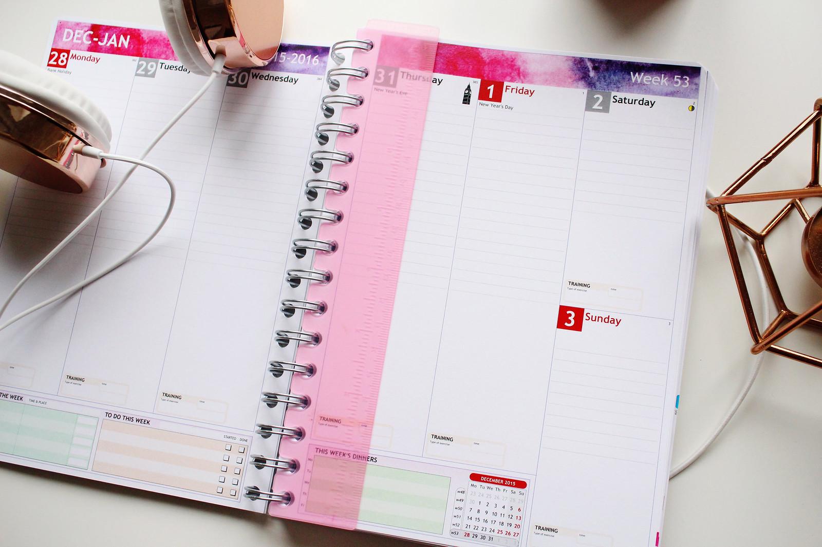 My design planner