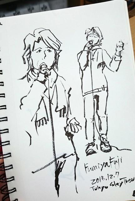 藤井フミヤ氏
