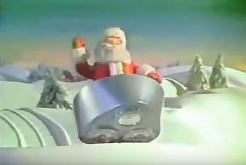 'Nöelco' Santa