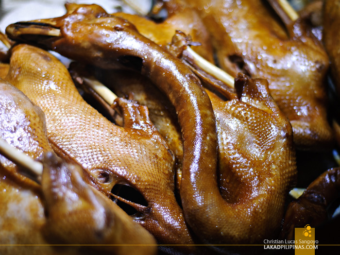 Cooked Goose Guangzhou China