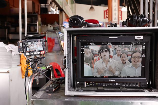 Unbelievable Filming BTS