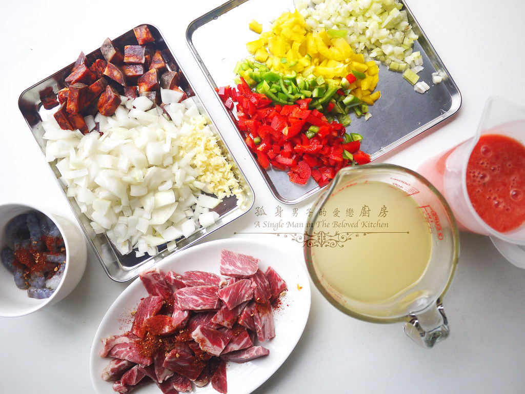 孤身廚房-Jambalaya什錦飯──美國南方多元風情文化融合的經典料理6