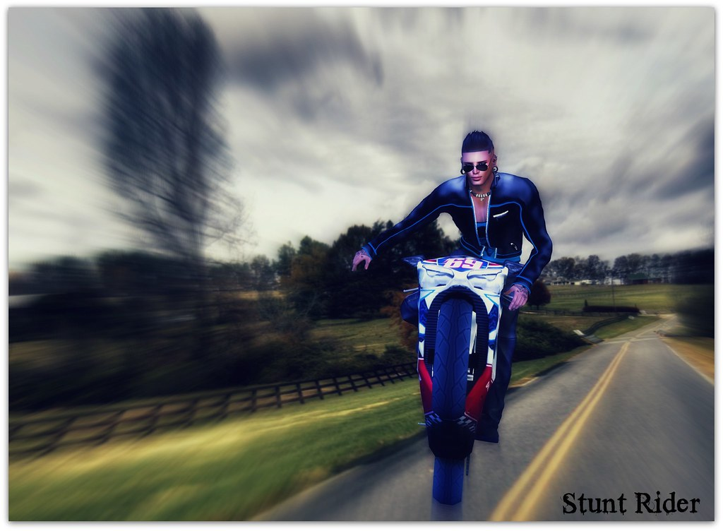 Stunt Rider~ Something New