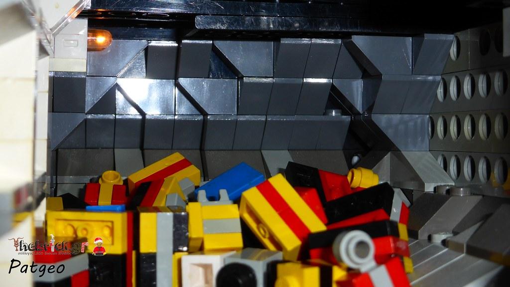 """[BuildtheBrick #2]: """"Santa's Workshop"""" 23894889725_ef08ac3e0d_b"""