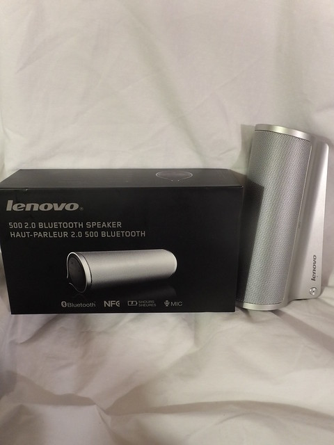 Heavy on Fashion Gift/Shopping Guide Holiday15-Lenovo 500 2.0 Bluetooth Speaker