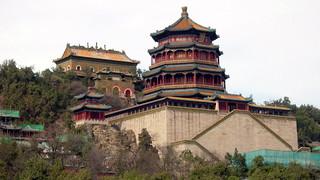 Изображение Летний дворец. summerpalace beijing china chinese architecture 2005