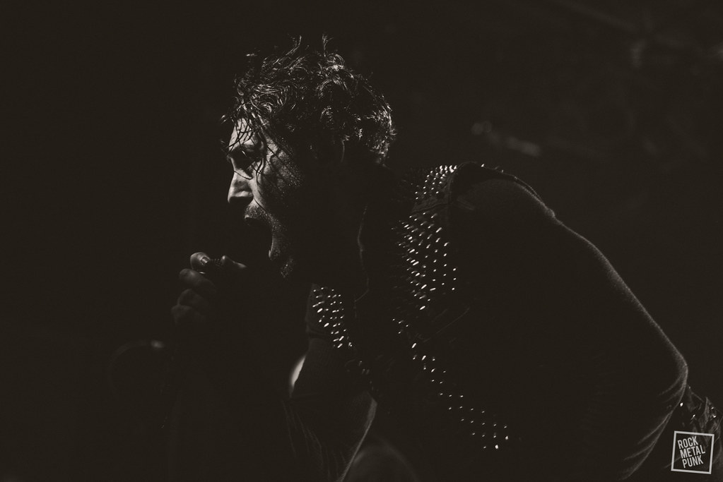 24.01.17 // AFI + The Chain Gang of 1974, Commodore Ballroom, Vancouver // Photos by Laura Harvey