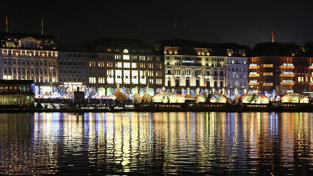 Jungfernstieg Weihnachtsmarkt.N39a9686 Weihnachtsmarkt Jungfernstieg Hamburg Marko