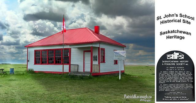 St. John's School Historical Site